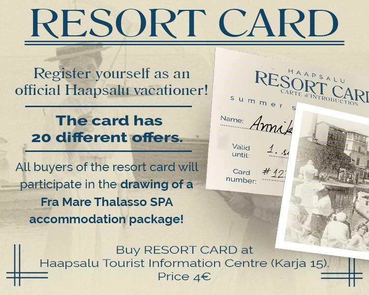 Resort Card